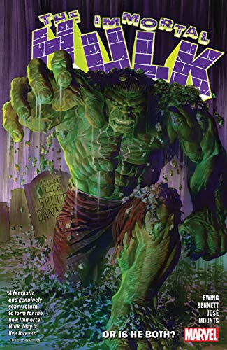 The Immortal Hulk Finds Bruce Banner Coping with Internal and External Horrors