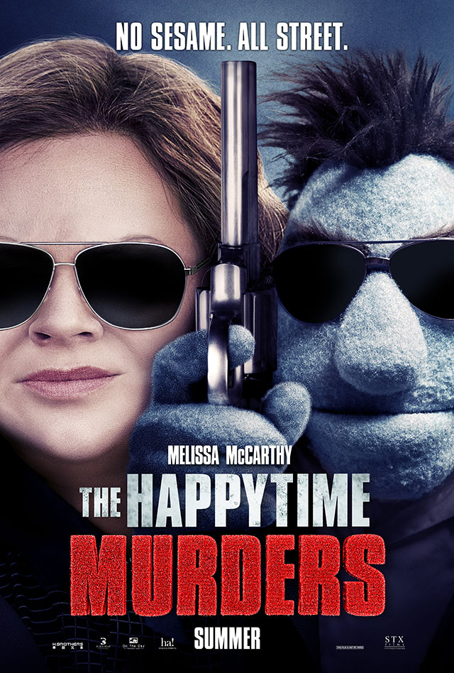 Film Review: The Happytime Murders